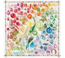 Galison - 500 darabos - Rainbow Ornaments