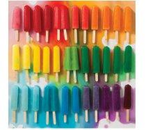 Galison - 500 darabos - Rainbow Popsicles