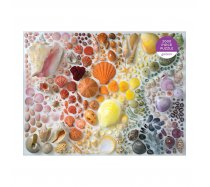Galison - 2000 darabos - Rainbow Seashells