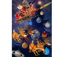 Bluebird - 1500 darabos - 70445 - Santa Claus is arriving!