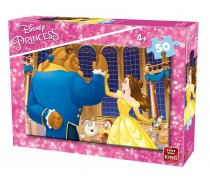 King - 50 Pieces -05317- B - Disney Princess
