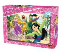 King - 50 Pieces -05318-B- Disney Princess