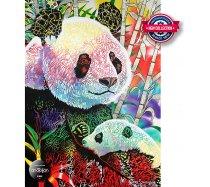Perre-Anatolian - 1000 darabos - 1099 - Rainbow Panda