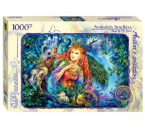 Step Puzzle - 1000 PIeces - 79537 - Nadezhda Strelkina - Fairy of the Forest
