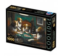 D-Toys - 1000 darabos - 77394 - Cassius Marcellus Coolidge - Poker Game
