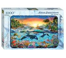 Step Puzzle - 1000 Pieces - 79529 - Orca Paradise