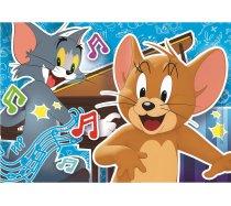 Clementoni - 3x48 darabos - 25265 - Tom és Jerry
