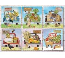 Cobble-Hill - 1000 darabos - 80275 - Farmer's Market Trucks
