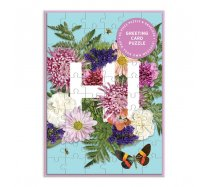Galison - 60 darabos - Say It With Flowers Hi Greeting Card
