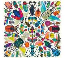 Galison - 500 darabos - Kaleido Beetles