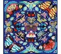 Galison - 500 darabos - Kaleido Butterflies