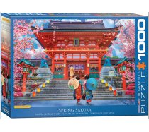 Eurographics - 1000 darabos -6000-5533 - Spring Sakura