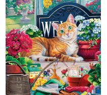 Masterpieces - 1000 darabos - 71947 - Cat-ology - Blossom