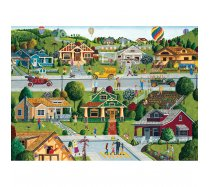 Masterpieces - 1000 darabos - 71824 - Bungalowville