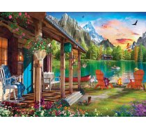Masterpieces - 1000 darabos - 71961 - Evening on the Lake