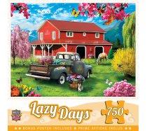 Masterpieces - 750 darabos - 32054 - A Farm's Alive