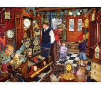 Sunsout - 1000 darabos - 44652 - Susan Brabeau - The Clock Shop