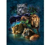 Sunsout - 1000 darabos - 52416 - Tami Alba - Big Cat Prowess