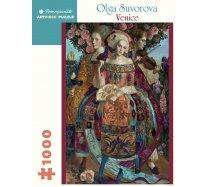 Pomegranate Puzzle - 1000 darabos - AA1008 - Olga Suvorova - Venice