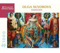 Pomegranate Puzzle - 1000 darabos - AA1093 - Olga Suvorova - Dancer
