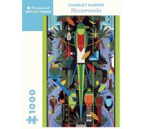 Pomegranate Puzzle - 1000 darabos - AA665 - Charley Harper - Monteverde
