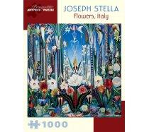 Pomegranate Puzzle - 1000 darabos - AA809 - Joseph Stella - Flowers, Italy