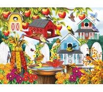 Sunsout - 1000 darabos -63009- Nancy Wernersbach - Autumn Backyard