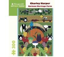 Pomegranate Puzzle - 300 darabos - JK060 - Charley Harper - Gorman Heritage Farm